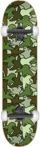Krooked Bird Camo Med Complete - 8.0 w/Mini Logo Wheels and Bearings