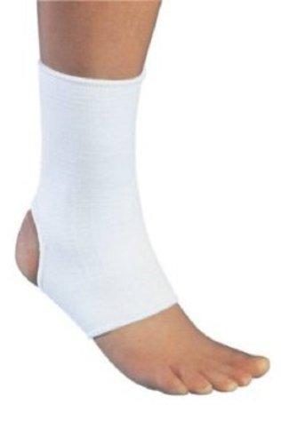 DJ Orthopedics ProCare Elastic Ankle Support - Slip-on, Medium - Model 79-81125