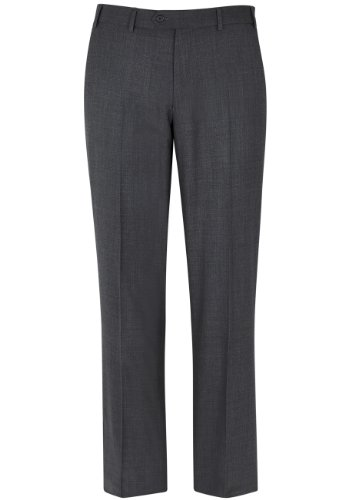 Brook Taverner Beaulieu Suit Trousers in Grey Pick 'n Pick 30R