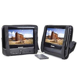 Sylvania Sdvd8706 7 Dual-Screen Portable Dvd Player