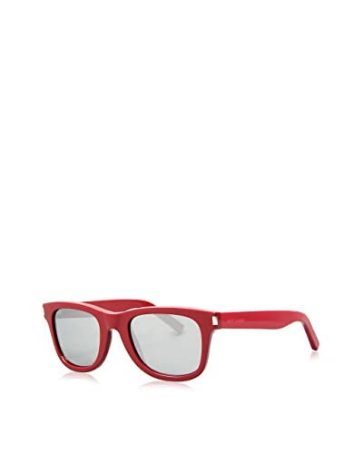 Saint Laurent Gafas de Sol 51 4Q7 50SS (50 mm) Rojo