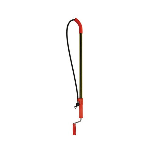 General Pipe Cleaners T6FL Teletube Toilet Auger with Regular Head