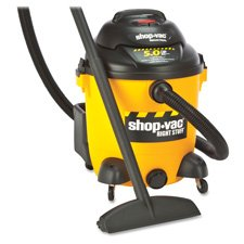 Shop-Vac Corporation SHO9625110 Vacuum- Wet-Dry- 12 Gallon- 5. 0 HP- 18 Ft Cord- Yellow-Black (Shop Vac Hose Storage compare prices)
