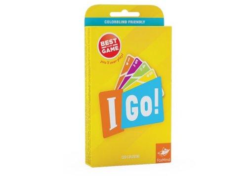 I Go Card Game