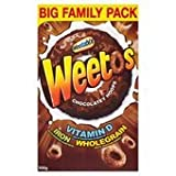 Weetabix Weetos Chocolatey Hoops 500G