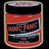 Manic Panic Infra Red Hair Color #14 by BeWild