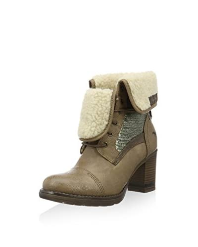 Mustang Ankle Boot beige