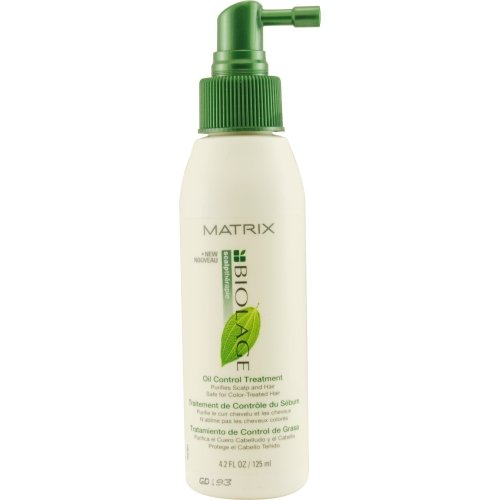 Matrix Biolage Cooling Mint Oil Control Treatment, 4.2 Ounce