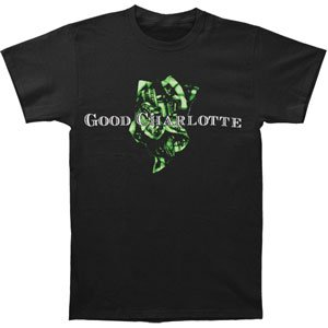 Good Charlotte crash clothing store for secret show