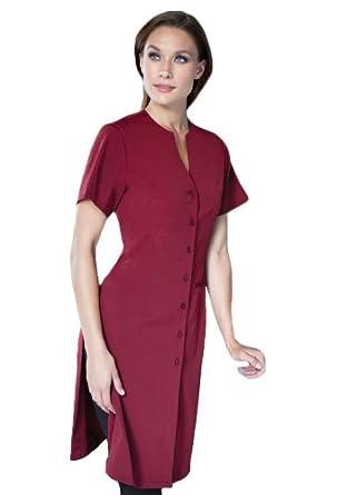 Noel asmar uniforms inc women 39 s spa uniforms tuscana for Spa uniform amazon