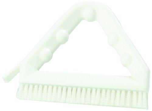 Tile spectrum® & Grout-Spazzola con setole in Nylon 8, colore: bianco