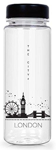 ウォーターボトル タンブラー Water Bottle London 500ml 【海外直送品】