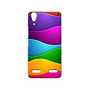 BLUEDIO Designer 3D Printed Back case cover for Lenovo A6000 / A6000 Plus - G2198