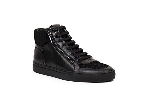 HUGO Sneaker Futurism_Midc_ltzp 50321297 Damen, Schwarz, 43 thumbnail