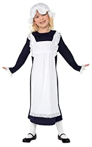 Smiffy's Victorian Poor Girl Dress (Child, S)