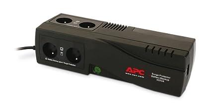 Ondulateur Back-UPS APC SURGEARREST BE325 NOIR 325VA