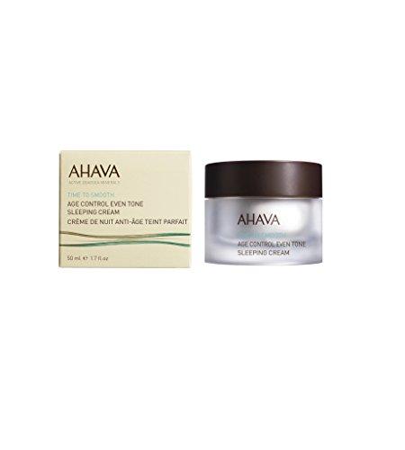 AHAVA Time to Smooth controllo età anche tono crema notte 50 ml