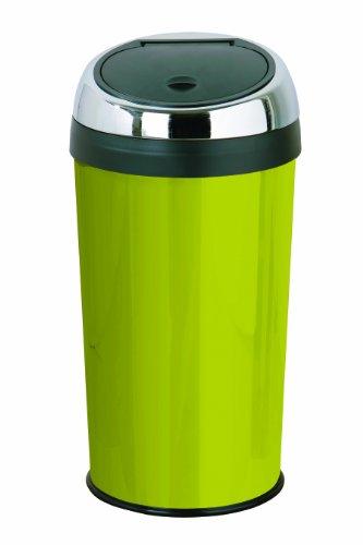 poubelle de cuisine vert pastel solutions pour la
