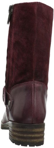 indigo by Clarks Women's Majorca Isle Boot,Burgundy,9 M US