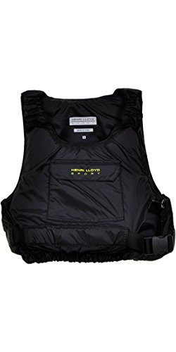 Henri Lloyd Energy Buoyancy Aid Black Y70049 Sizes- - XXLarge