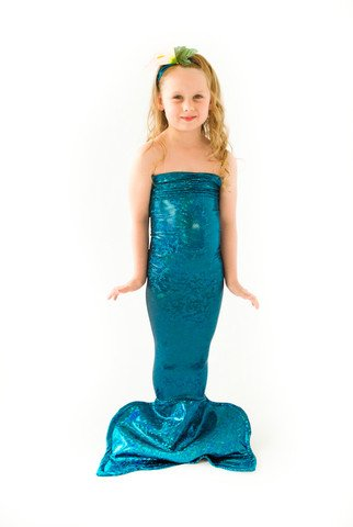 Mermaid Tail Costume-One Piece By Applejack Apparel