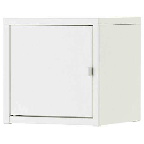 IKEA イケア LIXHULT キャビネット - メタル/ホワイト 103.286.72,10328672