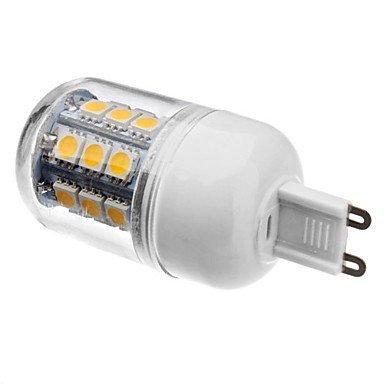 How Nice G9 3.5W 110V 27X5050 Smd 300Lm 6000-6500K Cool White Light Led Corn Bulb