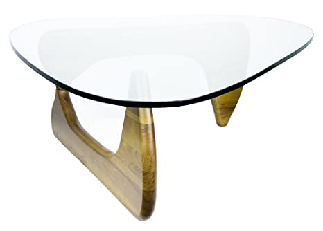 RetroMod Timo Coffee Table, Walnut Wood
