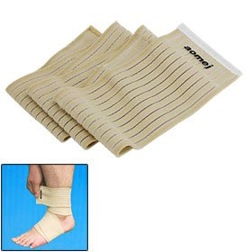 Elastic Velcro Sports Ankle Protector Brace Support