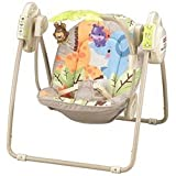 Fisher-price Precious Planet Take-along Swing in Khaki Sands(t3746)