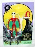 Tim Burton's Nightmare Before Christmas Jack as Santa Figure