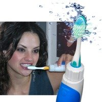 Buy Sonic Pulse Ultrasonic Toothbrush System As Seen on TV