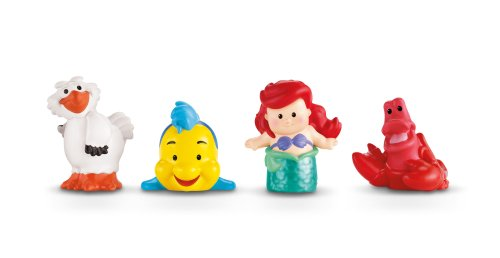 Fisher-Price Little People Disney Ariel and Friends