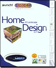 Punch! Home & Landscape Design Suite with NexGen Technology - Old Version