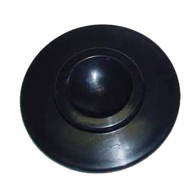 Upright Piano Caster Cups - Set of 4 - Black (Upright Piano Caster Cups compare prices)