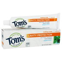 Tom's of Maine Cavity Protection Fluoride Toothpaste,