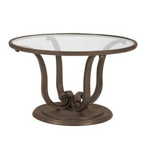 Buy Low Price Woodard Landgrave 42139RG – Charleston 48′ Round Dining Table (B004UPPAJM)