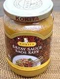 KOKITA サオスサティ 350g (瓶入 焼き鳥のタレ) (HALAL ハラル 認定 商品)