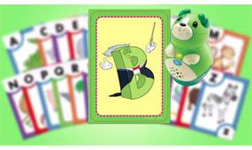 Features fun letter characters from the award-winning Letter Factory DVD