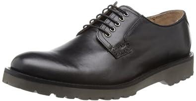 Ben Sherman  Keez,  Herren Bootsschuhe , Schwarz - schwarz - Größe: 39.5 (6 UK)