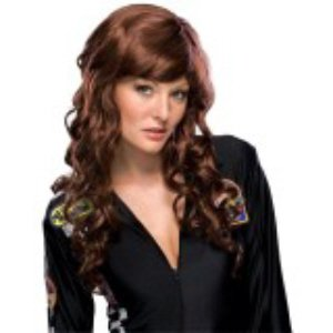 Natural Red Dreamgirl Deluxe Wig