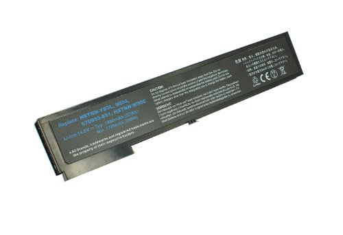 PowerSmart ® 14,80 v 1800mAh li-ion pour hP elitebook 2170p