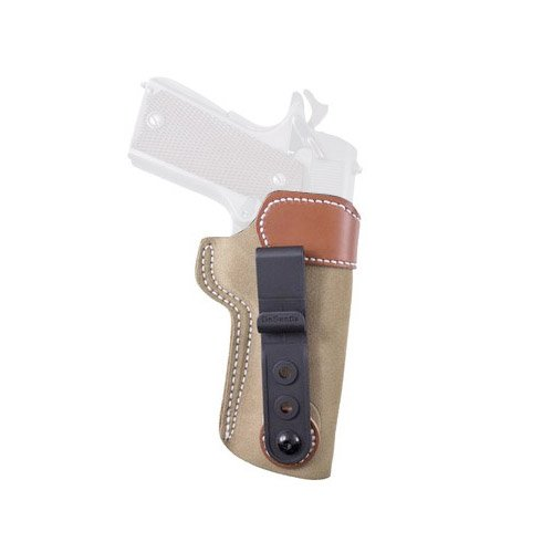 Desantis Sof-Tuck Holster fits S&W 39-53, 39-54, 39-53TSW, 39-14, Right Hand, Natural (Gun Holster For Model 6906 compare prices)
