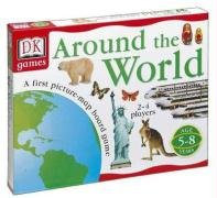 "Cover of ""Around the World (DK Games)"""