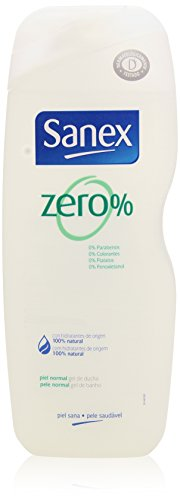 Sanex Bagnoschiuma, Zero% Pn, 750 ml
