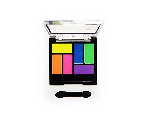 covershoot-matte-6-colour-neon-bright-coloured-eyeshadow-palette