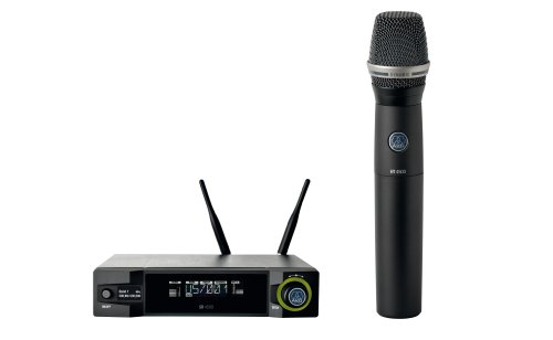 Akg Pro Audio Wms4500 D7 Set Bd1 Eu/Us/Uk/Au Wireless Microphone System