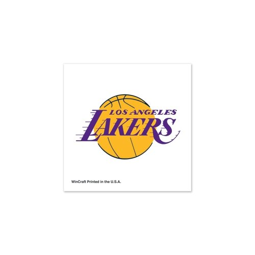"Los Angeles Lakers Official NBA 1""x1"" Fake Tattoos by Wincraft at Amazon.com"