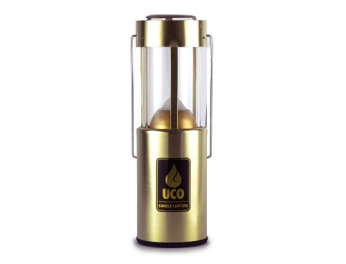 Uco Original Candle Lantern (Brass)