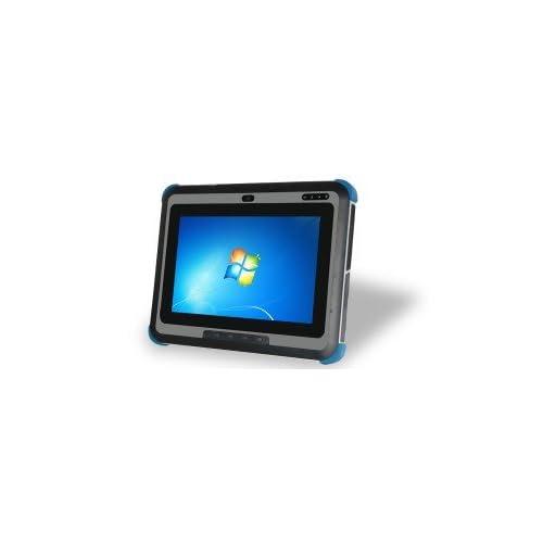 IEI 10.1インチi7-3517u搭載産業用モバイルタブレットPC  8Gメモリ、GPS、バーコードリーダ、セカンドバッテリ搭載モデル WES7P英語版搭載  ICEROCK3-T10-HUI